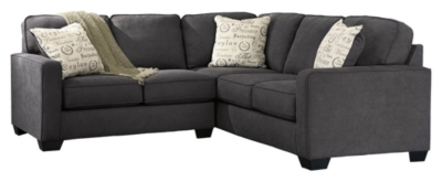 Abalone 3-Piece Sectional with Chaise