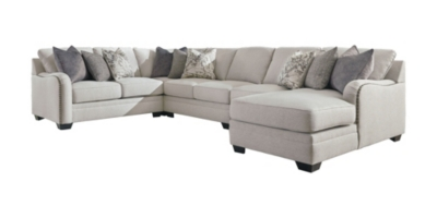 Cain 6-Piece Reclining Sectional