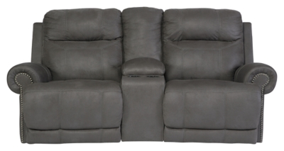Alice Reclining Loveseat with Console