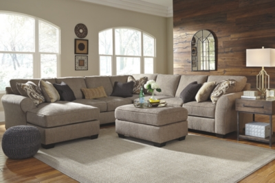 Perth 5-Piece Sectional with Chaise