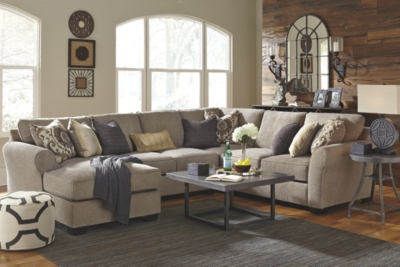 Perth 4-Piece Sectional with Chaise