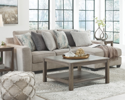 Alexandria 2-Piece Sectional with Chaise