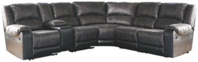 Luttrell 7-Piece Reclining Sectional
