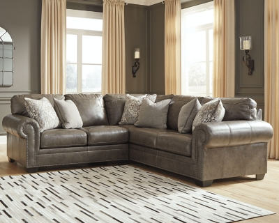 Roma 2-Piece Sectional