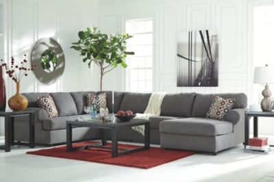 Jackson 3-Piece Sectional with Chaise