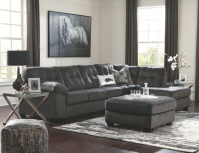 Abbotsford 2-Piece Sectional with Chaise