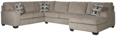 Belleville 3-Piece Sectional with Chaise
