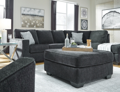 Anderson Oversized Accent Ottoman
