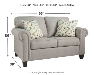 Ashton Loveseat