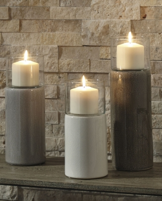 Deus Candle Holder (Set of 3)