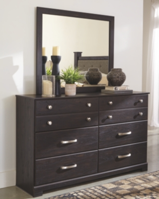 Ramona Dresser and Mirror