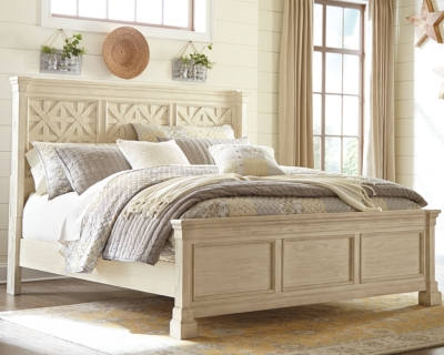 Beverly King Panel Bed
