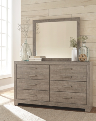 Cimtex Dresser and Mirror