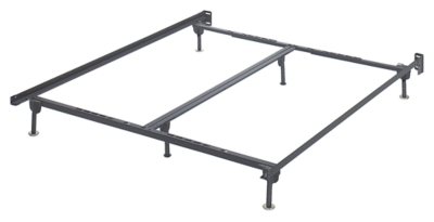 Frames and Rails Queen/King/California King Bolt on Bed Frame