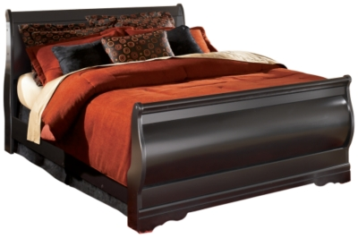 Hanford King Sleigh Bed
