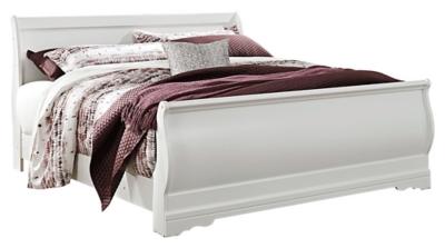 Avia King Sleigh Bed