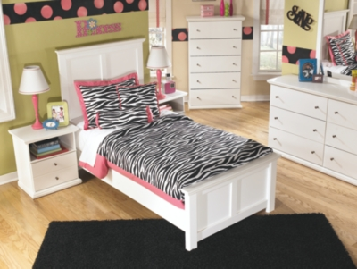 Bradley Twin Panel Bed