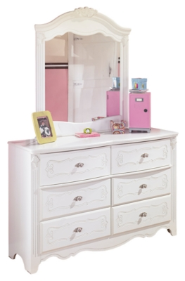 Easton Dresser and Mirror