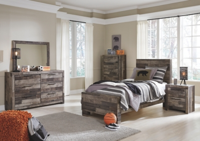 Dover Twin Panel Bed