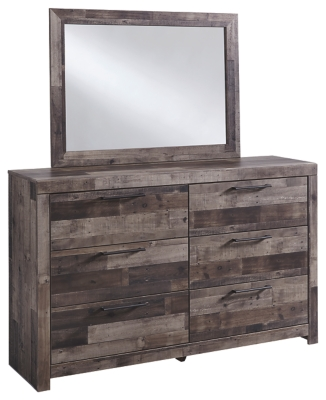 Davenport Dresser and Mirror