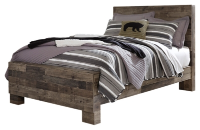 Clara Full Storage Bed with 7 Drawers
