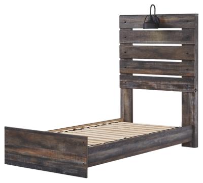 Davis Twin Panel Bed