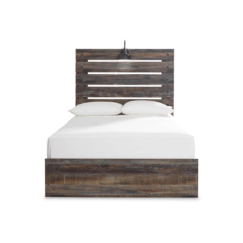 Davis Full Panel Bed