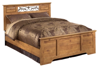 Bastron King Poster Bed