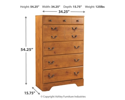 Bastron Chest of Drawers