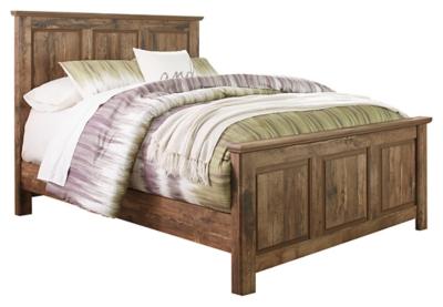 Botton Queen Panel Bed