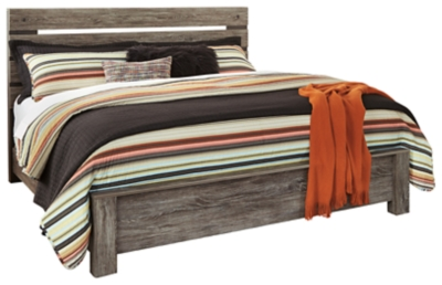 Calista King Panel Bed