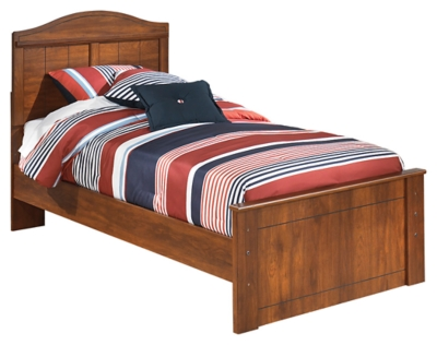 Barner Twin Bookcase Bed