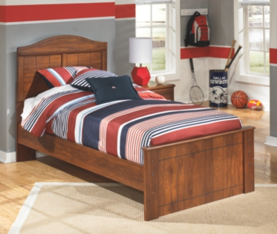 Barner Twin Panel Bed