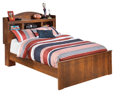 Barner Full Bookcase Bed