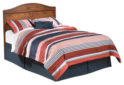Barner Full Panel Bed with Trundle