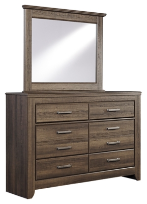 Jena Dresser and Mirror