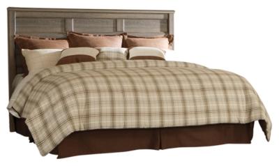 Jena King Panel Bed