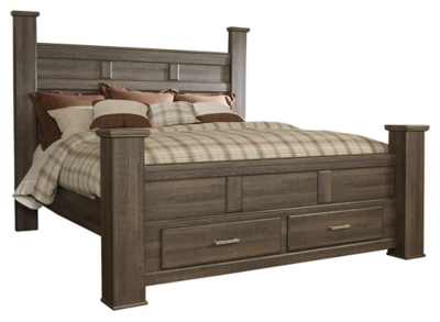 Jena California King Poster Bed