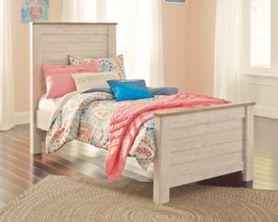 Westley Twin Panel Bed