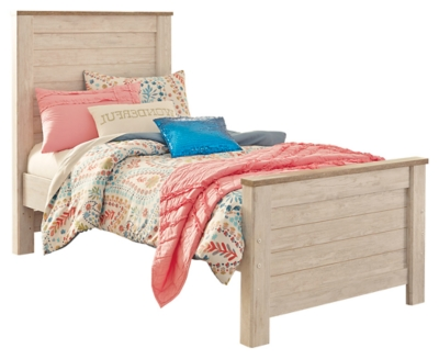 Westley Full Panel Bed