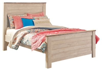 Trenton Twin Panel Bed