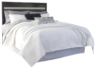 Santee Queen Panel Bed with 2 Storage Drawers