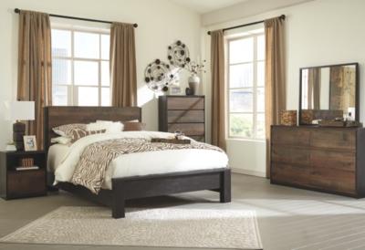 Williams Queen Panel Bed