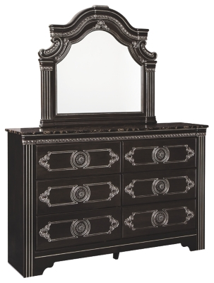 Blair Dresser and Mirror