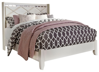 Davenport Queen Panel Bed