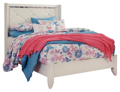 Davenport Twin Panel Bed