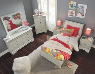 Jacumba Twin Sleigh Bed