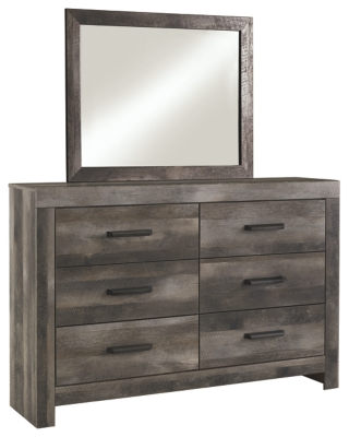 Winterhaven Dresser and Mirror