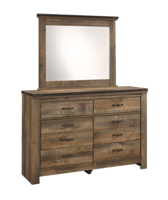 Westley Youth Dresser and Mirror