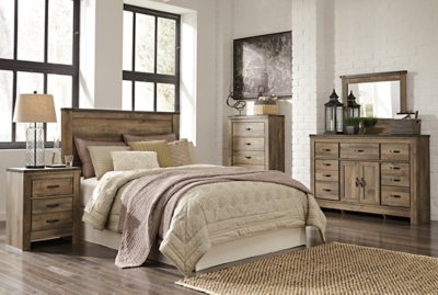 Trenton Queen Panel Headboard
